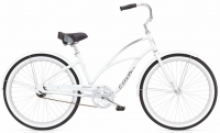 electra cruiser lux1 bialy